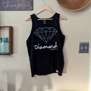 Diamond supply co tank!